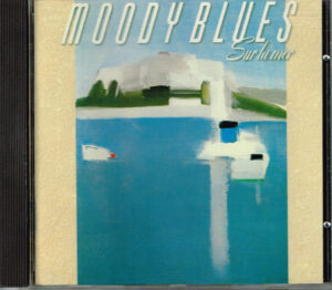 The Moody Blues - Sur La Mer EAN 042283575622