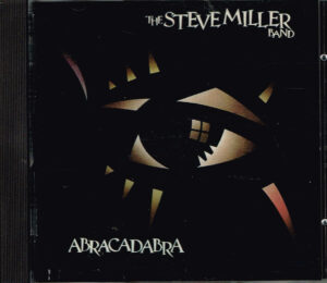 The Steve Miller Band – Abracadabra Mercury 800 090-2