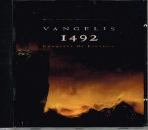 Vangiles - Conquest Of Paradise 1492 EAN 745099101428