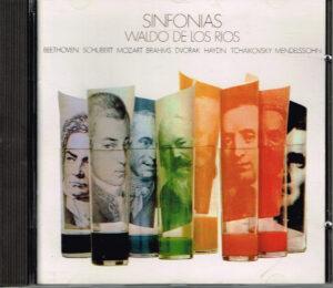 Waldo De Los Rios – Sinfonias Hispafox 7-48064-2