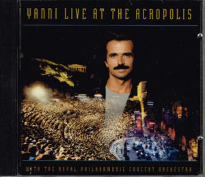 Yanni - Yanni Live At The Acropolis EAN 010058212225