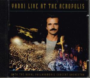 Yanni - Yanni Live At The Acropolis EAN 010058212225