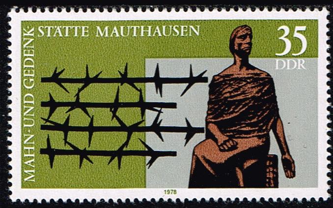Duitsland (DDR) 1978 Internationale Mahn- und Gedenkstätten Michel 2356