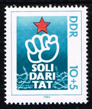 Duitsland (DDR) 1980 Internationale Solidarität Michel 2548