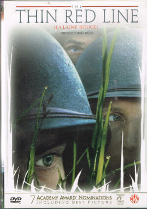 The Thin Red Line '99 - Sean Penn George Clooney EAN 8712626000334