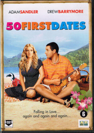 50 First Dates - Adam Sandler EAN 8712609963434