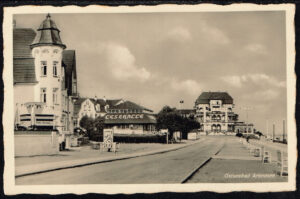 Ansichtskarte Ostseebad Arendsee Kühlungsborn Promenade am Strand