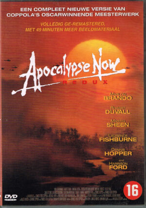 Apocalypse Now-Redux - Marion Brando EAN 8716777001950