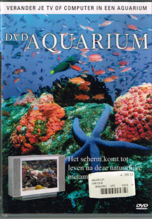 Aquarium - Various Artists EAN 8713053005350