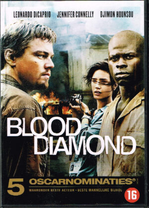 Blood Diamond - Leonardo DiCaprio EAN 7321916117624