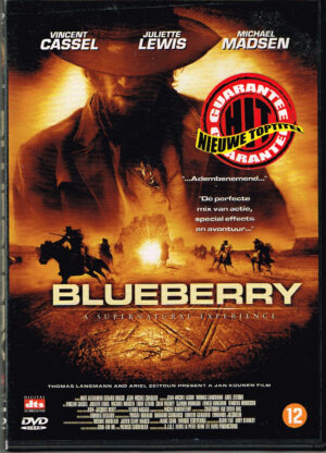 Blueberry - Vincent Cassel EAN 8715664018521