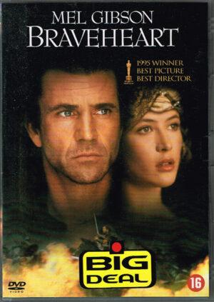 Braveheart - Mel Gibson EAN 8712626016045