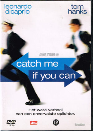 Catch Me If You Can - Tom Hanks EAN 5050583001388
