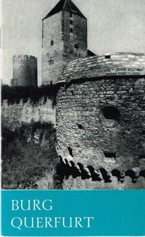 Deel 46 Baudenkmale Burg Querfurt ISBN 3363000685
