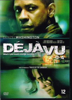 Deja Vu - Denzel Washington EAN 8717418124298
