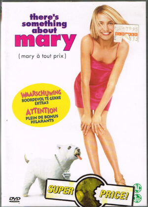 There's Something About Mary - Cameron Diaz EAN 8712626000587