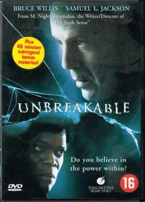 Unbreakable - Bruce Willis EAN 8711875930348