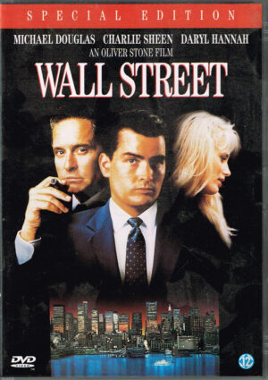 Wall Street - Michael Douglas EAN 8712626007333