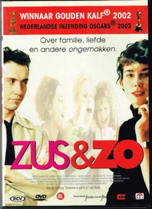 Zus en Zo - Monic Hendrickx EAN 8713045203955
