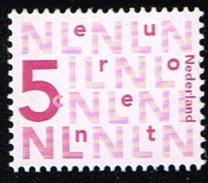 Nederland 2005 Bijplakzegel 5 cent rozerood NVPH 2136