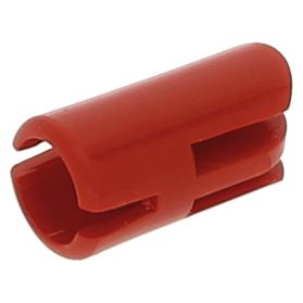 Lego 1974 Homemaker arm handhouder 3613 rood drie vingers
