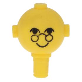 Lego 1974 Homemaker figuur 685px2 hoofd ogen bril smalle glimlach
