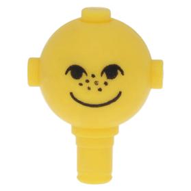 Lego 1974 Homemaker figuur 685px3 hoofd ogen sproeten glimlach