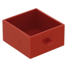homemaker lade rood 3 4x4x2