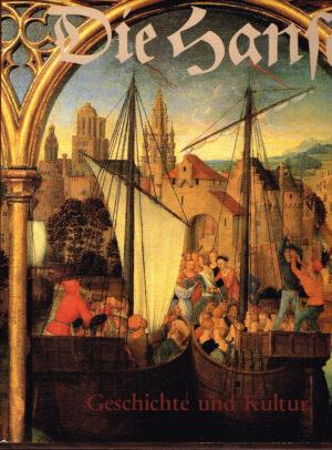 Die Hanse. Geschichte und Kultur Schildhauer, Johannes ISBN 3170083791