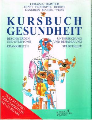 Kursbuch Gesundheit Verlag Kiepenheuer & Witsch ISBN3462026488