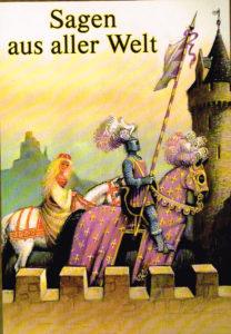 Sagen aus aller Welt Ingrid Kondrkova ISBN 9783860702192
