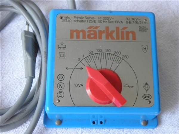Marklin trafo 37540