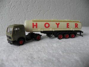 Herpa H0 806206 tankauto Hoyer