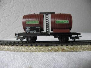 Jouef H0 643 wijnvaten wagon
