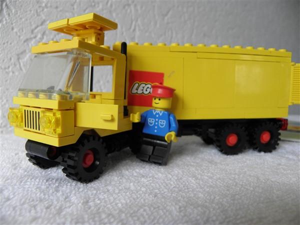 Legoset 6692 Legotruck