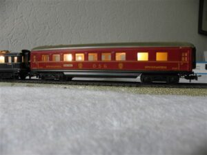 Marklin H0 4024 speisewagon