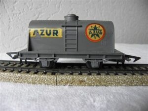 Jouef H0 SNCF Azur tankwagon haak