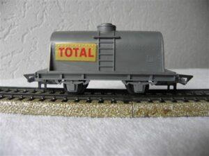 Jouef H0 SNCF Tankwagon haak