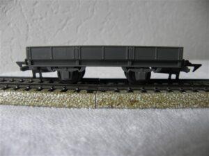 Jouef H0 SNCF platte wagon haak