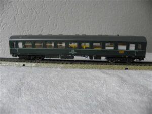Piko H0 5 6508 1 en 2 klas personen rijtuig