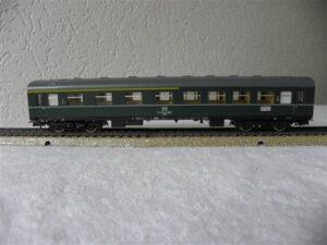 Piko H0 5 6510 1 en 2 klas speisewagon