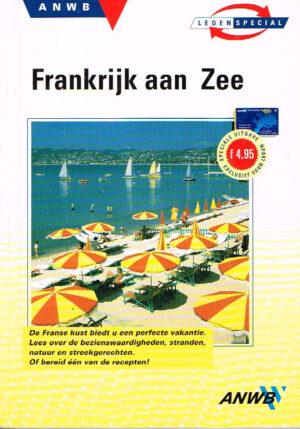 ANWB Leden Extra Frankrijk aan Zee speciale uitgave ANWB