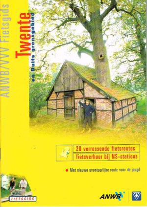ANWB VVV Fietsgids Twente en Duits grensgebied EAN 9789018008161