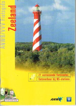 ANWB VVV Fietsgids Zeeland EAN 9789018008062