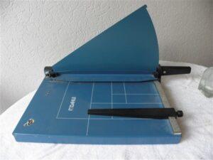 Dahle papier snijmachine type A 00560