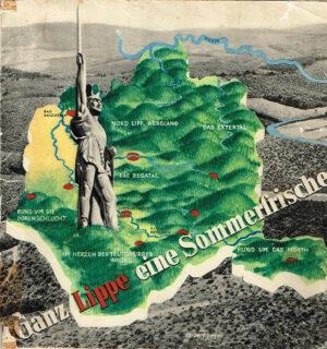 Herbert Bayer Ganz Lippe eine Sommerfrische Verzamelband