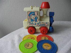 Tomy Cho Cho Train