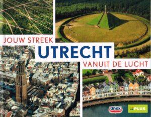 Utrecht vanuit de lucht jouw streek EAN 8714100392287
