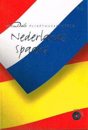 Van Dale pocketwoordenboek Nederlands Spaans EAN 9789066487215