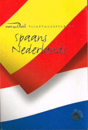 Van Dale pocketwoordenboek Spaans Nederlands EAN 9789066487222